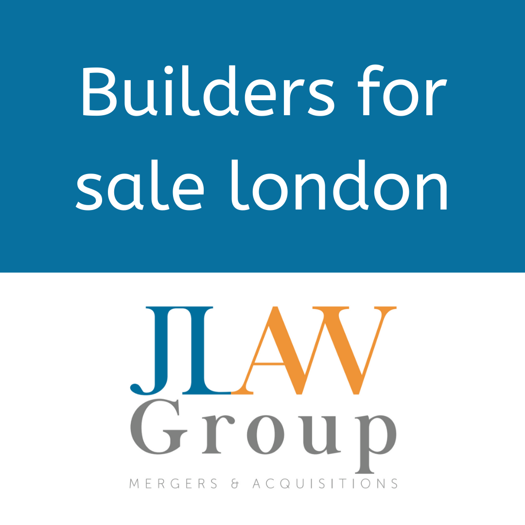 Builders for sale London